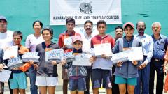 Oak, Deshmukh, Bansode and Chetri emerge victorious