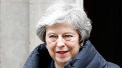 'UK's May could set resignation date in coming days'