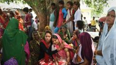 7 children feared drowned after van falls in Indira canal in Lucknow