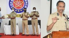 Police officers, staff, plasma donors and relatives of the patients who received plasma were present at the Pune City Police Commissionerate.