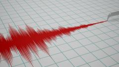 Earthquake tremors felt in Delhi