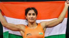 Vinesh qualifies for Tokyo Olympics, targets bronze at Worlds