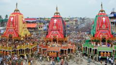 Puri Jagannath Rath Yatra in Odisha cancelled over COVID-19 fears