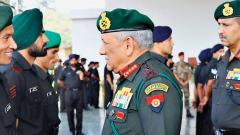 Army Chief General Bipin Rawat visits Southern Command in city