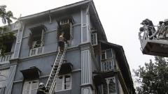 One killed as fire erupts in Mumbai building; 14 rescued
