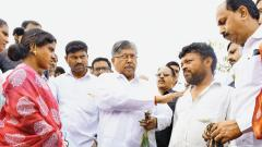Patil Asks Officials To Complete Panchanama By Wednesday