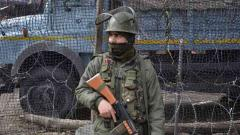 48-hour gunfight ends, five security men, two militants, civilian killed