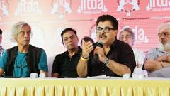 Bhansali gets support from IFTDA and CINTAA