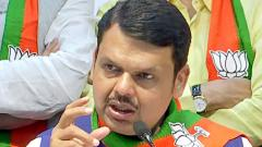 Fadnavis harps about good 'strike rate' even as BJP misses '200-plus' target