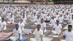 Ranchi to host main event of International Yoga Day