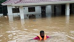 8 killed, over 3,000 evacuated as rains batter Kerala