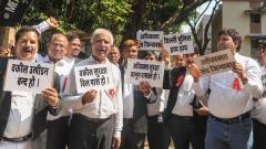 Lawyers strike enters third day as Patiala, Saket district courts closed for litigants