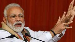 Modi targets Pawar, says NCP slipping from his grip