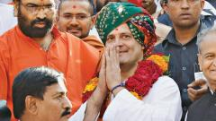 Rahul playing Hindutva card is a blunder that his dad committed too