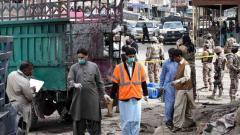 21 killed, 50 injured in suicide attack in Pakistan