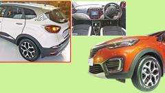 CAPTUR: Car with the DNA of an SUV
