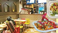 Chat over chaat