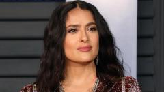 Salma Hayek reveals that she was asked to act 'dumber' by director