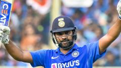 Rohit becomes third fastest to 9,000 ODI runs