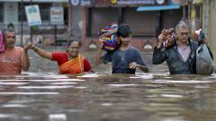 Maha order for financial aid in flood affected areas creates ripples