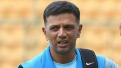 Rahul Dravid: Cricket will be different until COVID-19 vaccine comes along