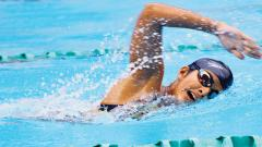 Siyaa Shetty bags gold medal in girls 200m freestyle event