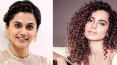 Kangana Ranaut's team accuses Taapsee Pannu of ganging up on her