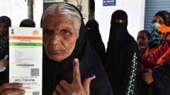 Over 60% polling recorded in Telangana