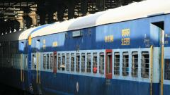 15 passenger trains to start from May 12?