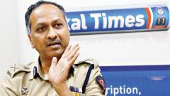 Dr Venkatesham who served as Pune city Police Commissioner for two years was transferred as the Additional Director General of Police Special Operations with Maharashtra police.