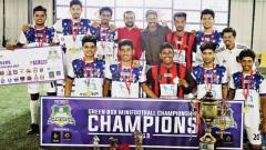 Lancers emerge champion in the fifth edition