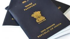 Passport. Indians living abroad, passport