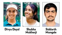 Students with extra-curricular activities shine