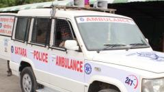 COVID-19: Satara police vans turned to mobile ambulance