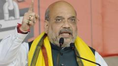 Amit Shah admitted
