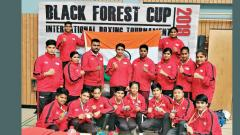 India adjudged best team at Black Forest Cup