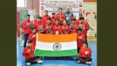 India's Jr women win 4 gold as team wins 12