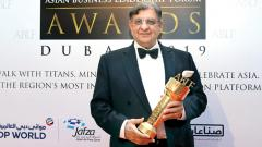 Cyrus Poonawalla gets ABLF award in Dubai