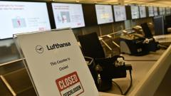 Coronavirus impact: German airline Lufthansa to cut 22,000 jobs