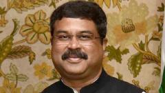 Oil prices to ease if global tensions do not rise: Pradhan