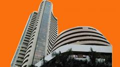 Sensex ends marginally higher; posts weekly gain