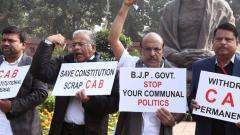 11-hr Northeast bandh begins to protest against CAB