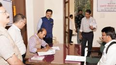 CM Secretariat's desk operational in city