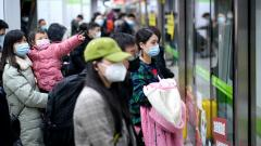 Coronavirus China: Wuhan sees 6.2 lakh public transport users after lockdown lifted
