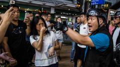 China envoy rules out Hong Kong concessions ahead of crunch 'dialogue'