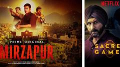 Mirzapur, Delhi Crime, Sacred Games nominated for Critics Choice Short and series Awards