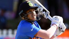 Shafali Verma attains top spot in T20I rankings