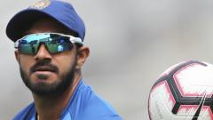 ICC Cricket World Cup 2019: Vijay Shankar out of World Cup with toe injury, Mayank Agarwal set to join team