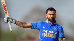 Captain Kohli revives India's innings with determined hundred