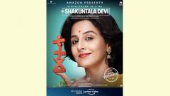 Vidya Balan starrer 'Shakuntala Devi' biopic to premiere exclusively on Amazon Prime Video